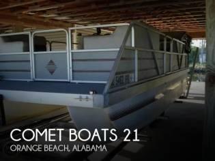 Comet Boats 21 Comet Deluxe