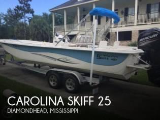 Carolina Skiff 25