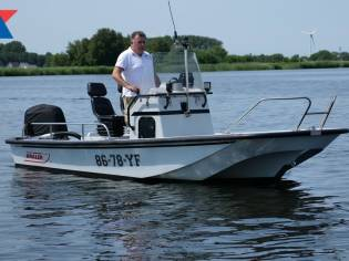 Boston Whaler 17 Guardian