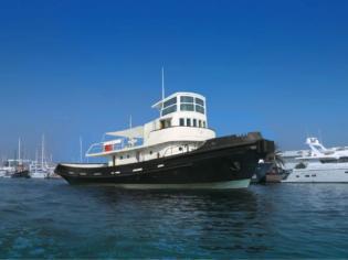 Deep Sea Tug - Rimorchiatore Alto Mare C. N. Pelle