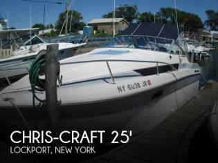 Chris-Craft Amerosport 25 Day Cruiser