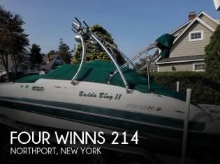 Four Winns 210 Fun Ship