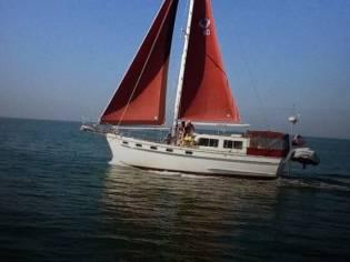 Island Trader MotorSailor 40