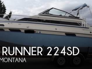 Sun Runner 224SD