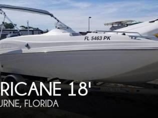 Hurricane 188 Sport Sundeck