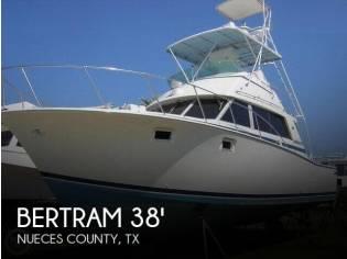 Bertram 38 III Convertible