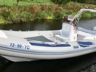 Nuova Jolly King 600 (Rib, incl. Trailer)