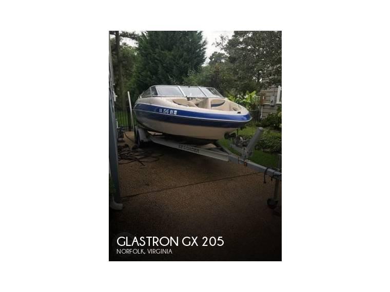 Glastron GX 205