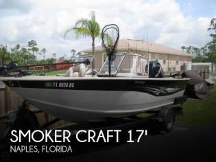 Smoker Craft Pro Mag 172