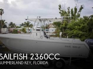 Sailfish 2360cc