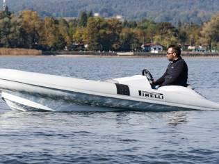 Tecnorib PIRELLI Speedboats J39