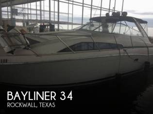 Bayliner 3255 Avanti Sunbridge