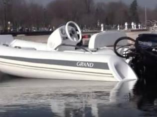 Grand Schlauchboot G 340