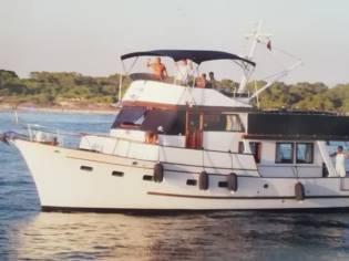 Blue Ocean 48 Trawler