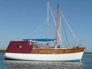 Motorsailer Haven Class Motor sailer
