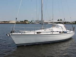 Dehler 35 Cruising