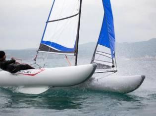 Catamaran Minicat 4.20