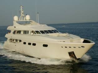 Alfamarine 140 Superyacht