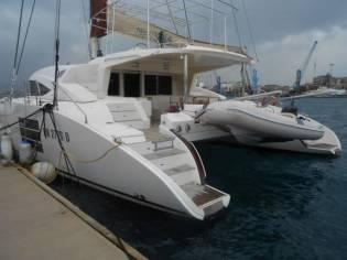 Catamaran NYX 565
