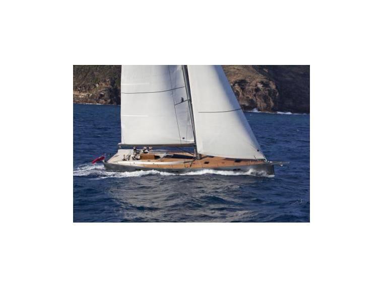 Maxi-Yacht 82