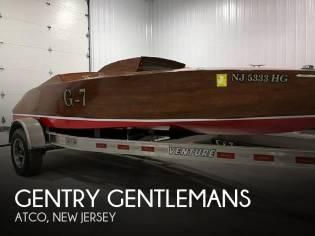 Gentry Boats G - 7