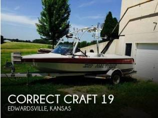 Correct Craft Ski Nautique 196 Signature Edition