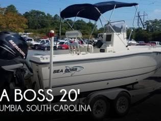 Sea Boss Center Console 210