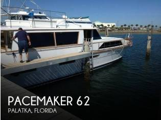 Pacemaker 62 Motor Yacht