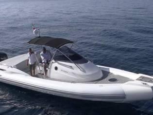 Gommone Genialboat 34 diablo