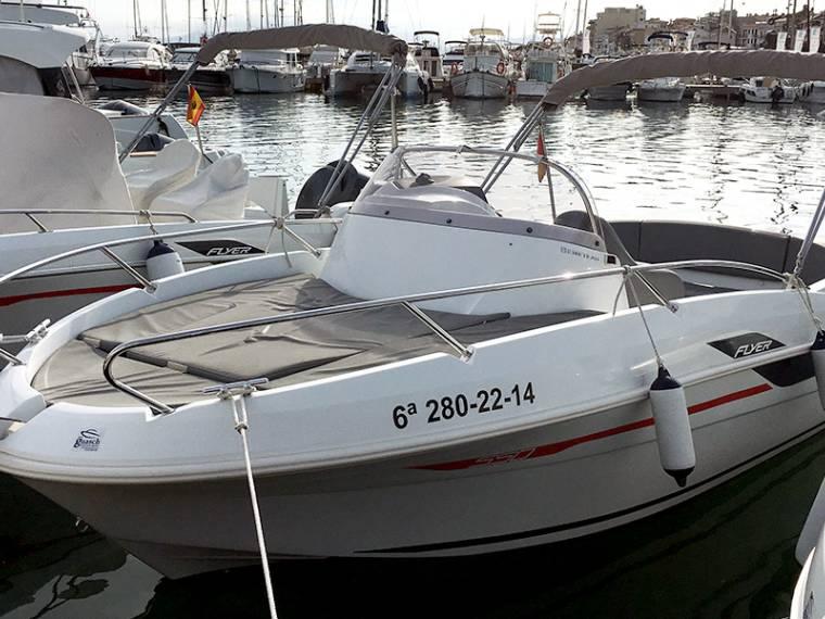 Beneteau flyer 550 sun deck en cn cambrils embarcaciones - Tapiceros tarragona ...