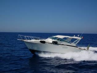 Bertram Yacht 38' Special
