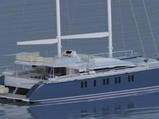 Windward Islands Custom Sailing Catamaran 82
