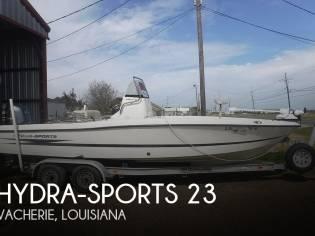 Hydra-Sports 23 Bay Bolt