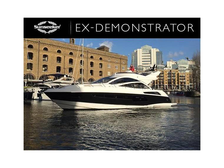 Sunseeker 68 sport yacht nuevo en venta 95250 barcos for Barcos sunseeker nuevos