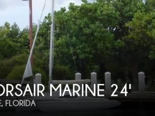 Corsair Marine F-24 MKII Farrier design