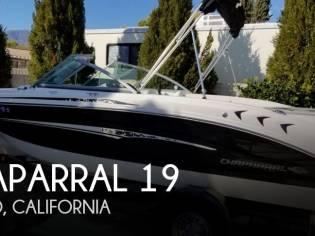 Chaparral 19