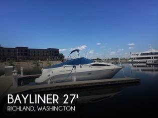 Bayliner Cierra 275 SB