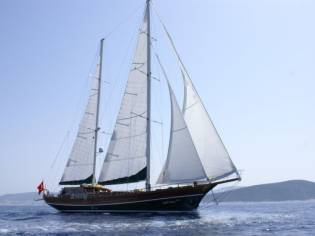 Bodrum Custom Built Motor Sailor