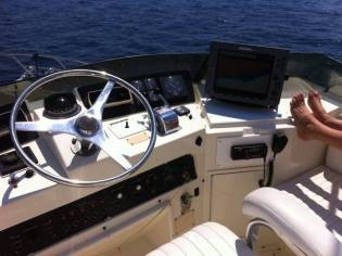 Hatteras 40 Double Cabine