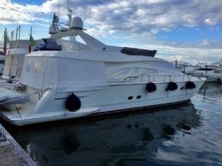 Ferretti Yachts 68'