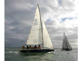 Parker 808 Racing yacht