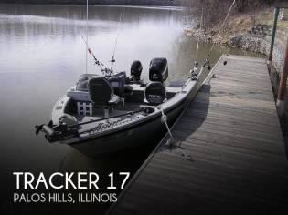 Tracker Targa 175SC