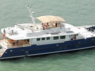 Tropic Composites YC 80 Long Range Catamaran