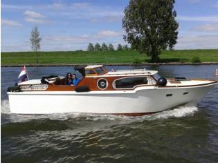 Chris Craft 34 Double Cabin Replica