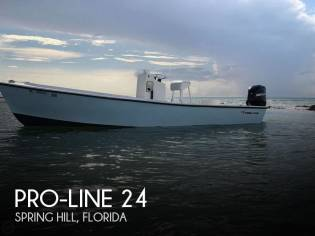 Pro-Line 24 Center Console