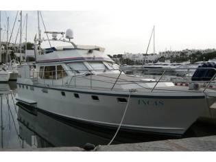 Werftbau HOYA 47 S
