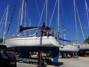 Dufour Yachts Gib Sea 31