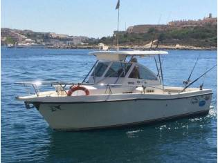 Tuccoli T25 Sports Fishing
