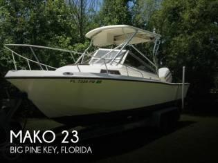 Mako 220 Cuddy