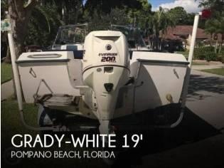 Grady-White 190 Freedom 2007 Evinrude 200HP